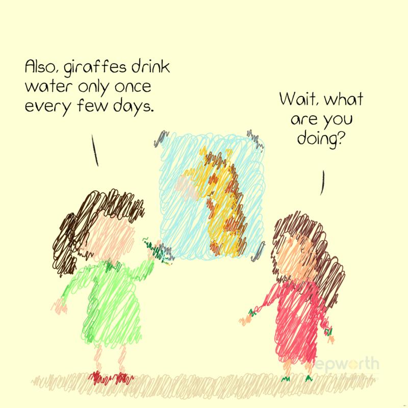 It's A Giraffe-4