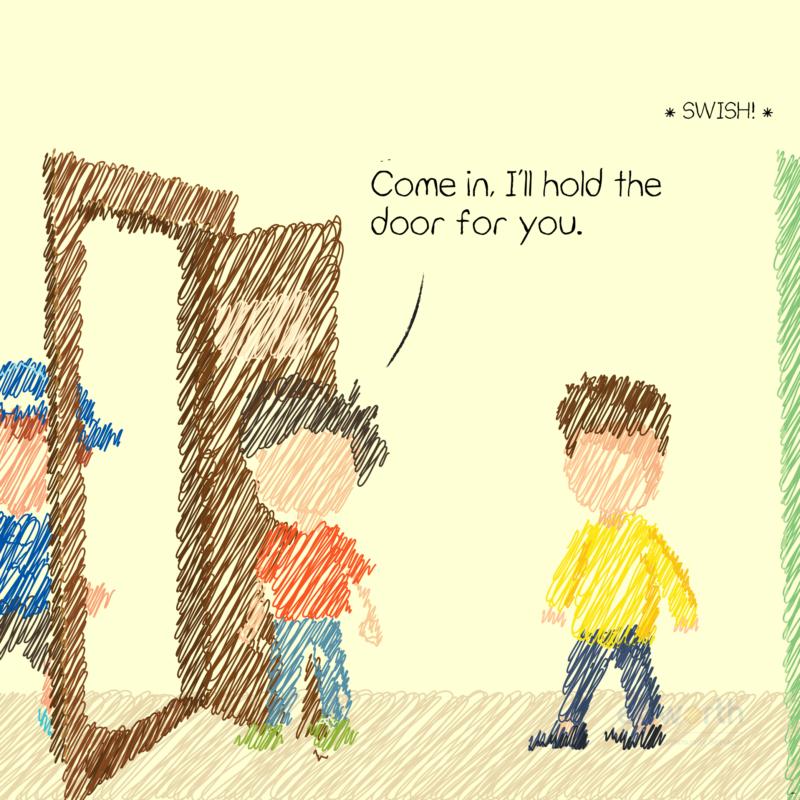 The Door of Kindness-3