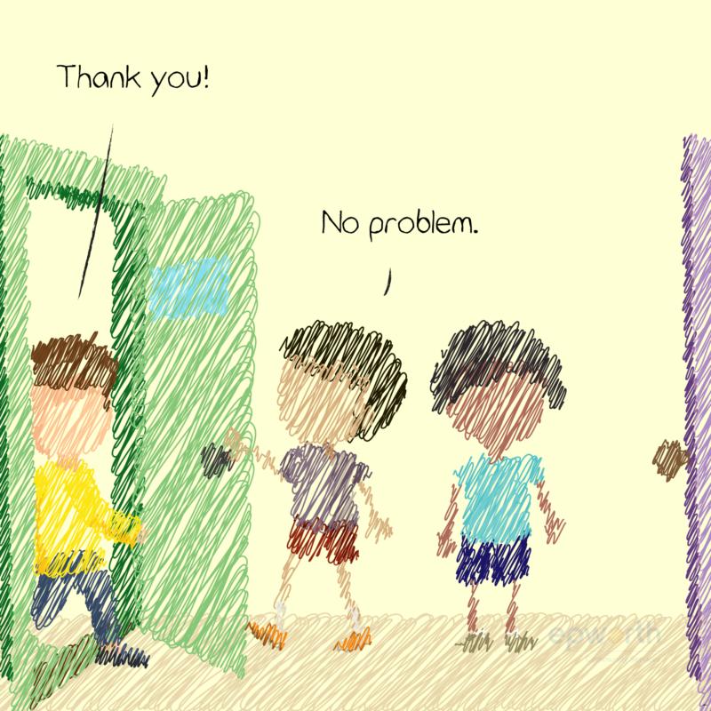 The Door of Kindness-5