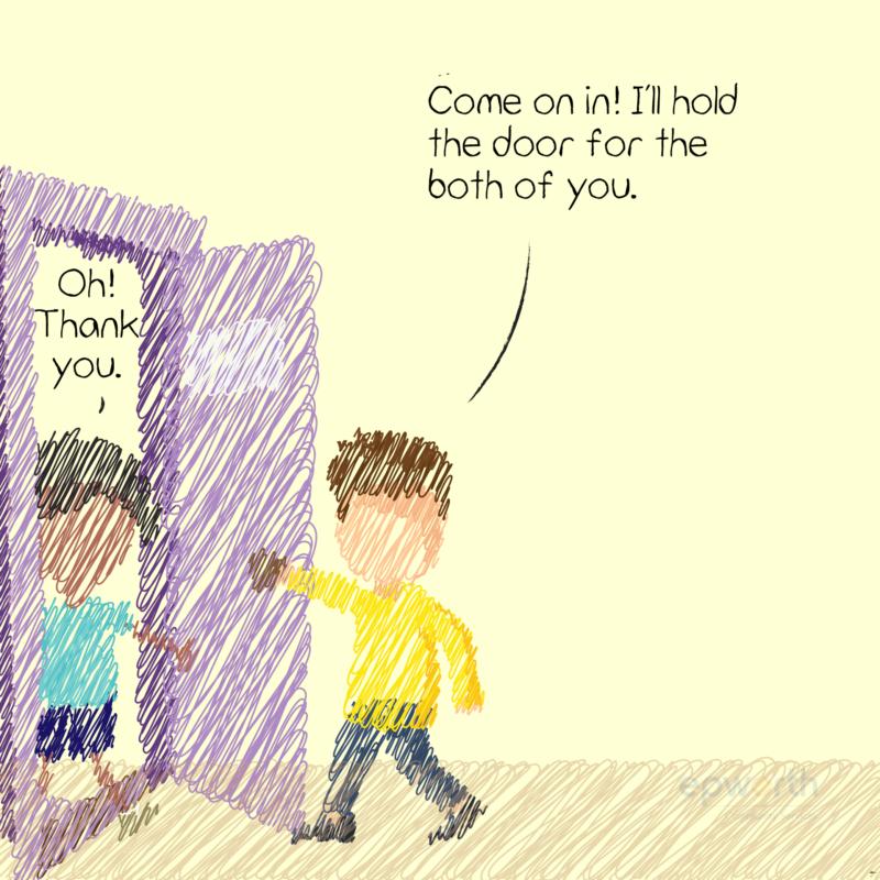 The Door of Kindness-7