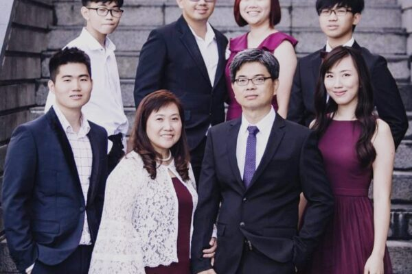 Mdm Tia family photo for Oct newsletter